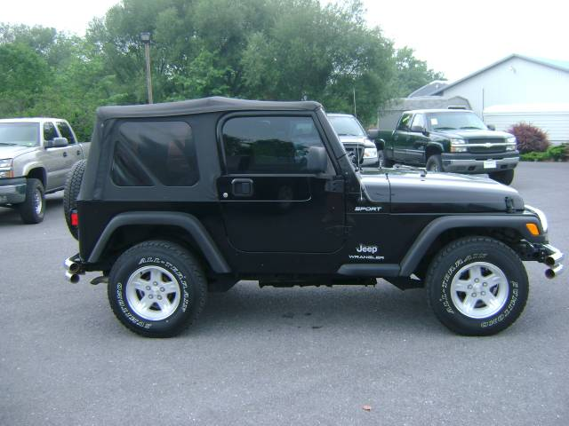 Image 54 of 2005 Jeep Wrangler Sport…