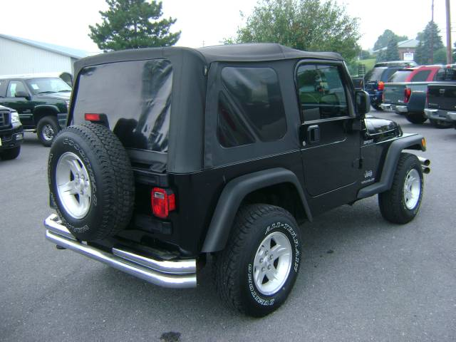 Image 55 of 2005 Jeep Wrangler Sport…