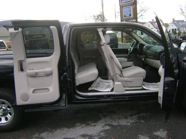 Image 66 of 2007 Chevrolet Silverado…