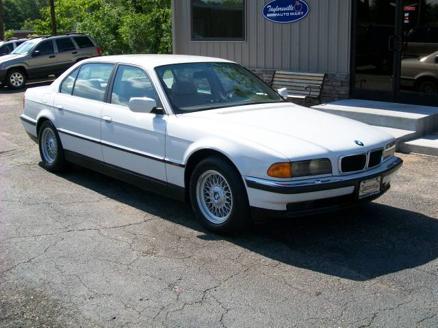 White Bmw 740il Used Cars For Sale