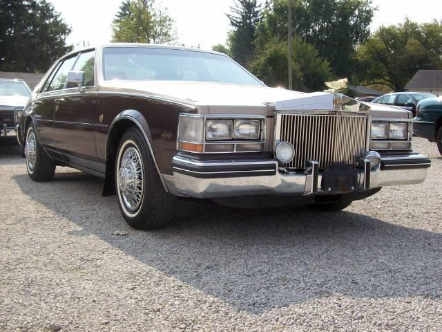 used 1985 cadillac seville for sale 602 harcourt road mt vernon oh 43050 used cars for sale. Black Bedroom Furniture Sets. Home Design Ideas