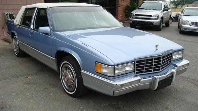 1993 Cadillac Sedan Deville Cheap Used Cars For Sale By
