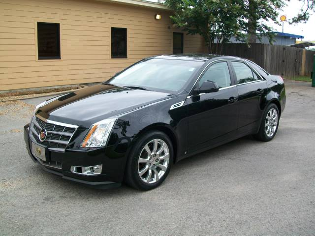 Used 2008 Cadillac Cts For Sale 2790 Eastex Frwy