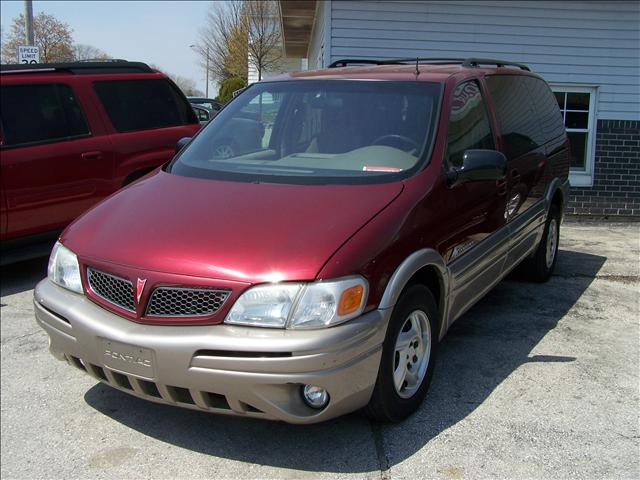 2001 Pontiac Montana Base - MISHICOT WI