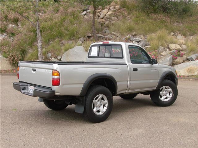 2001 Toyota Tacoma Prerunner 2wd 174000 Miles Silver El