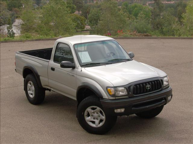 04 Tacoma Lifted >> 2001 Toyota Tacoma Prerunner 2WD 174000 miles, silver (EL ...