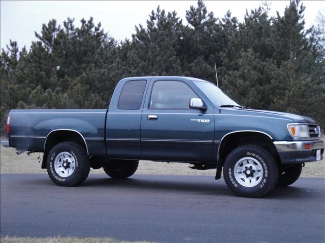 1996 Toyota T100 Sr5 4x4 V 6 Auto West Wisconsin 5993