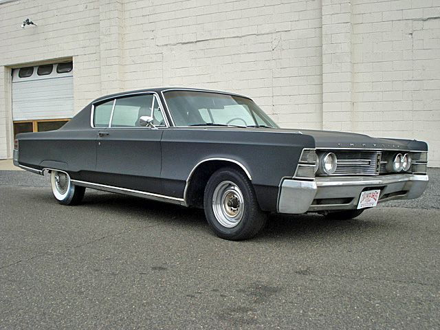 1967 Chrysler New Yorker for sale