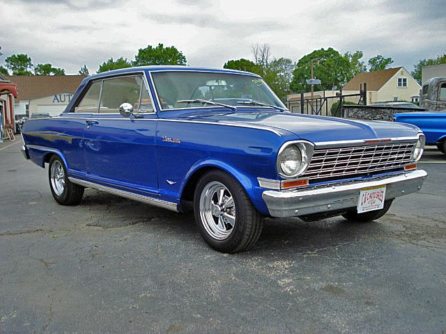 1964 Chevrolet Nova SS for sale