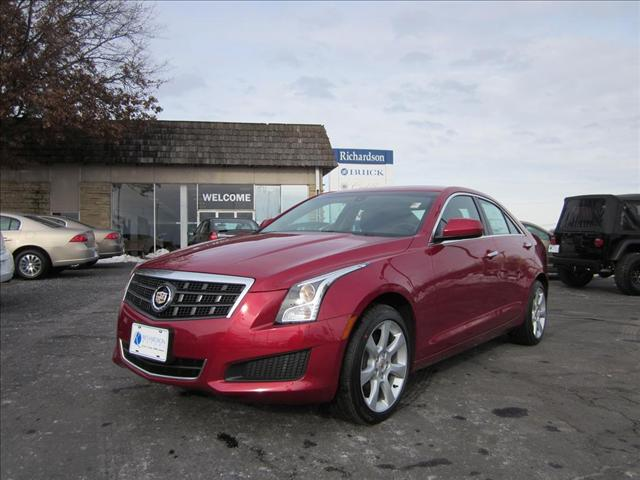 Tothego - 2013 Cadillac ATS_1