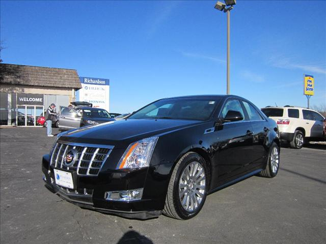 Tothego - 2012 Cadillac CTS_1