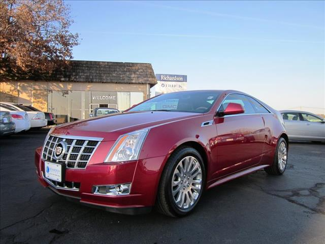 Tothego - 2013 Cadillac CTS_1