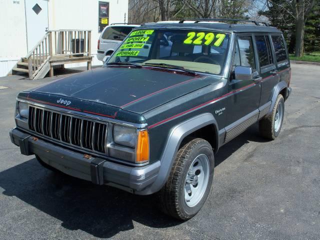 1991 jeep laredo. 1991 Jeep Cherokee Laredo
