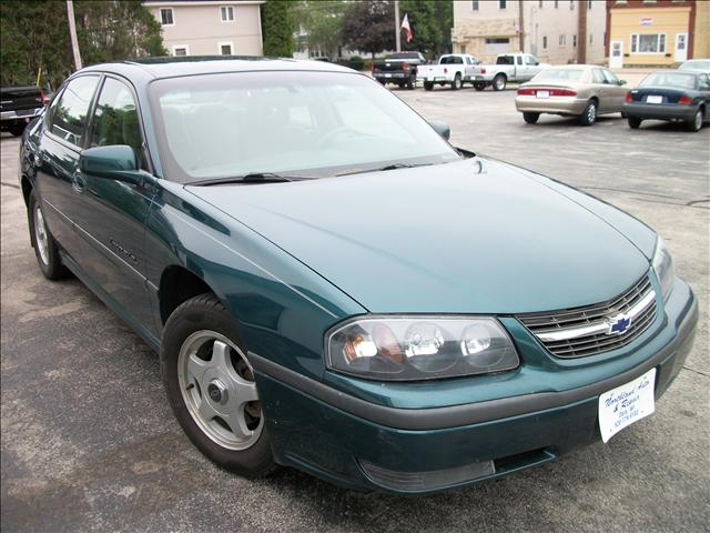 2001 Chevrolet Impala