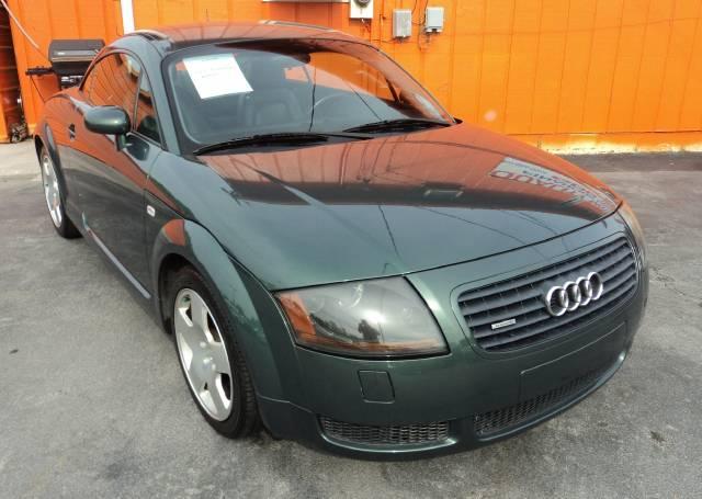2001 Audi Tt Coupe Interior. 2001 Audi TT Coupe Quattro