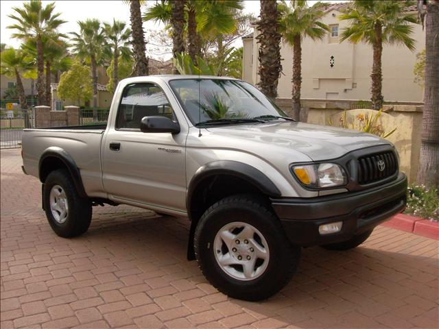 2001 Toyota Tacoma Prerunner 2wd Lifted Automatic Silver