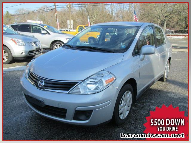 2011 Nissan Versa for sale
