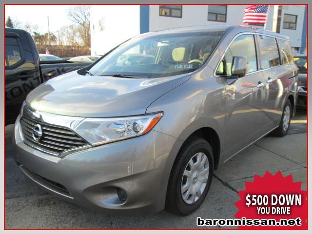 2011 Nissan Quest for sale