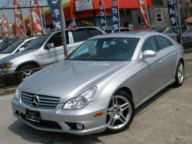 Used 2006 mercedes benz cls class for sale 211 02 for Mercedes benz jamaica