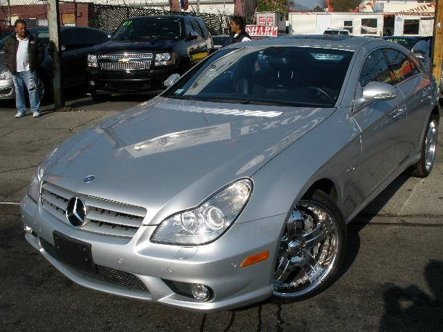 2007 mercedes benz cls class 211 02 jamaica ave queens for Mercedes benz cls550 for sale by owner