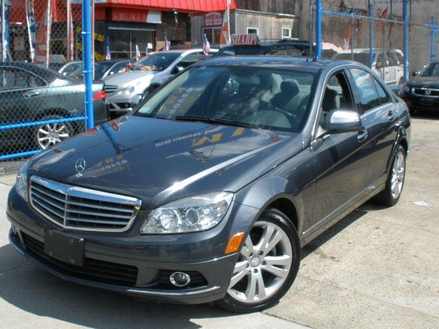 Used 2008 mercedes benz c class for sale 211 02 jamaica for Queens mercedes benz dealers