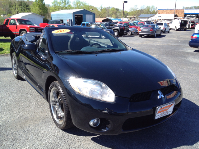 2007 Mitsubishi Eclipse Spyder