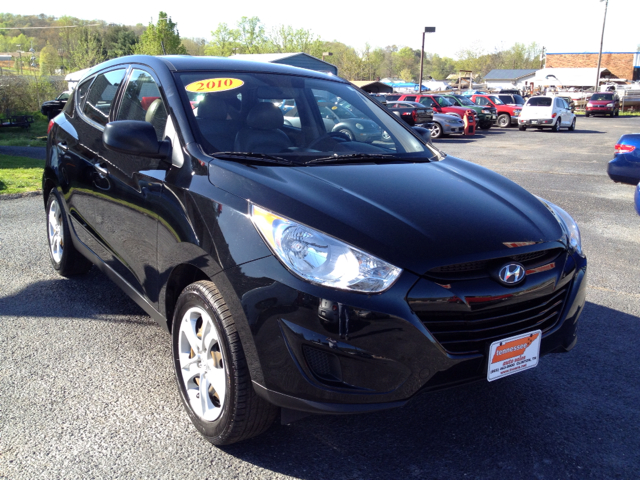 2010 Hyundai Tucson