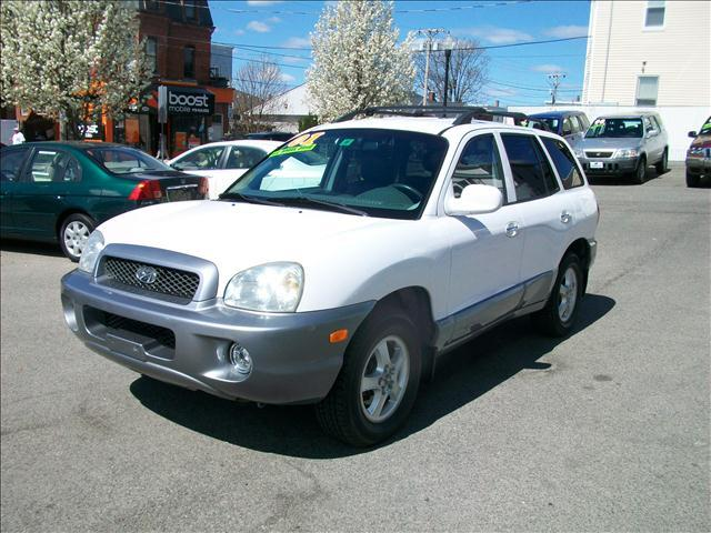 2001 Hyundai Santa Fe