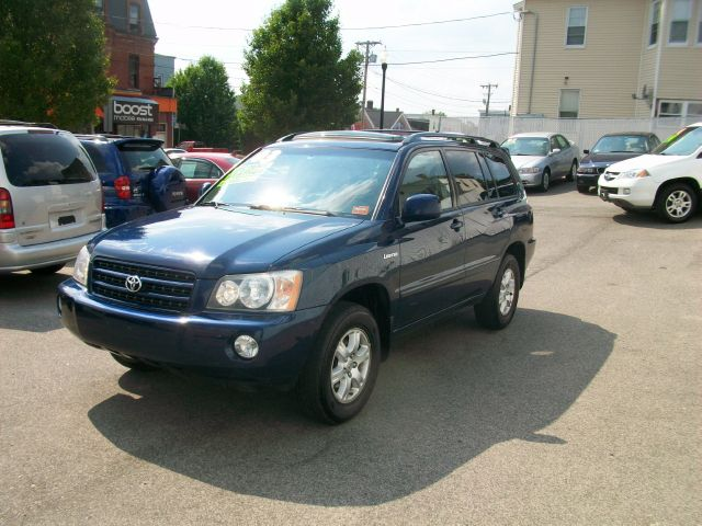 2003 Toyota Highlander