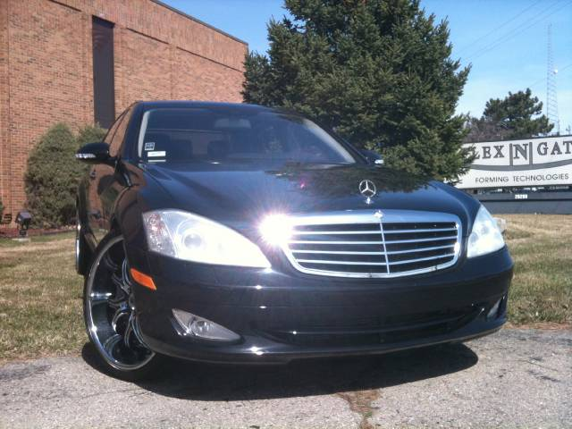 2007 mercedes benz s class 26395 groesbeck warren mi for Mercedes benz used cars for sale by owner