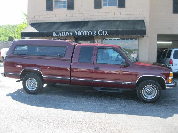 1995 Chevrolet C2500