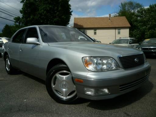 1998 Lexus Ls 400 373 Springfield St Agawam Ma 01001