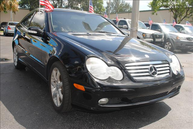 2002 MERCEDES-BENZ C-CLASS black all electrical and optional equipment on this vehicle have been c