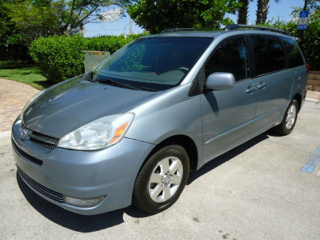 2005 TOYOTA SIENNA XLE LIMITED blue metallic all electrical and optional equipment on this vehicle