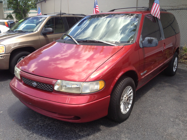 1997 NISSAN QUEST XE unspecified 189 miles VIN 4N2DN1110VD810998 