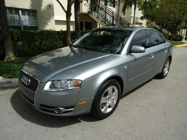2006 AUDI A4 20 T WITH MULTITRONIC gray metallic all electrical and optional equipment on this ve