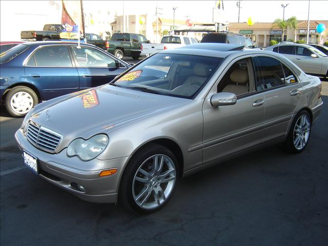 2002 mercedes benz c class c240 sedan in montebello for 2002 mercedes benz c class