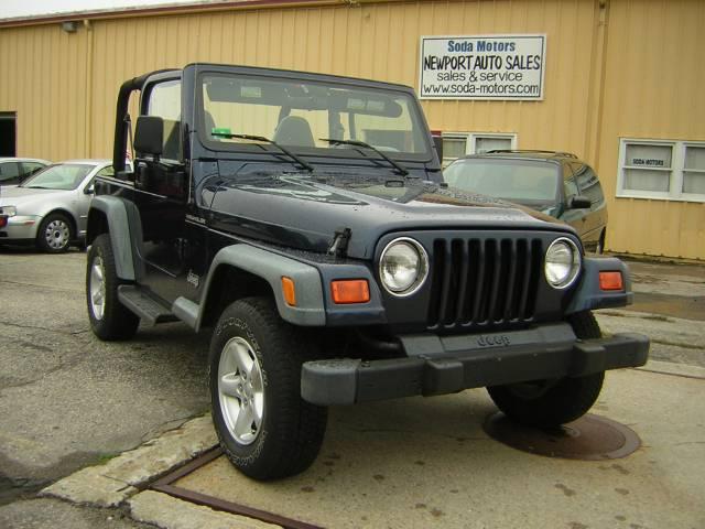 Image 18 of 2000 Jeep Wrangler SE…