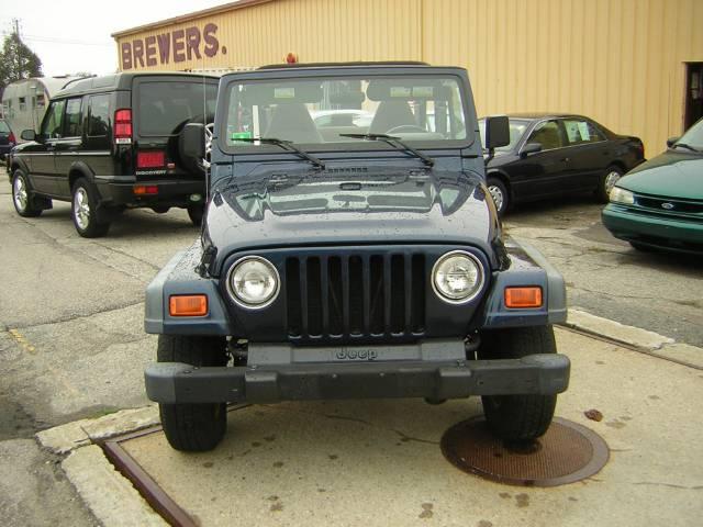 Image 27 of 2000 Jeep Wrangler SE…