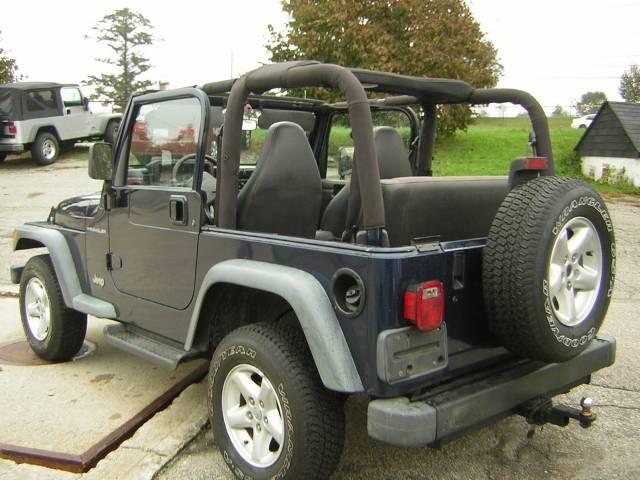 Image 29 of 2000 Jeep Wrangler SE…