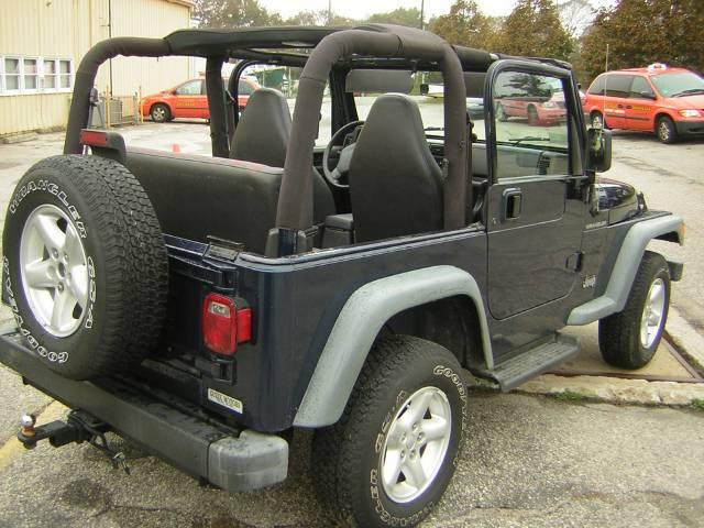Image 30 of 2000 Jeep Wrangler SE…
