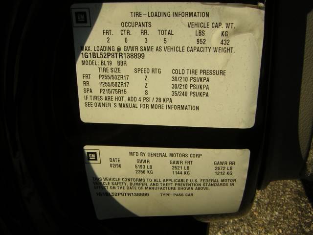Image 8 of 1996 Chevrolet Impala…