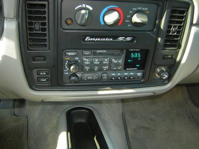Image 9 of 1996 Chevrolet Impala…