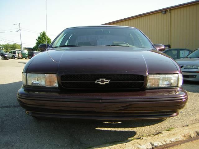 Image 17 of 1996 Chevrolet Impala…