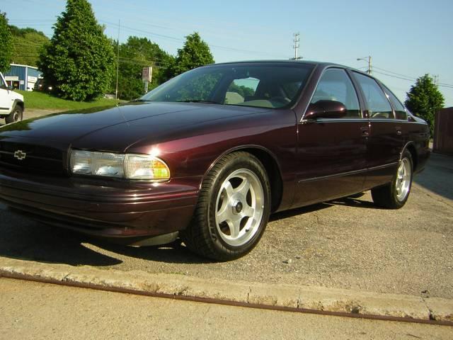 Image 19 of 1996 Chevrolet Impala…