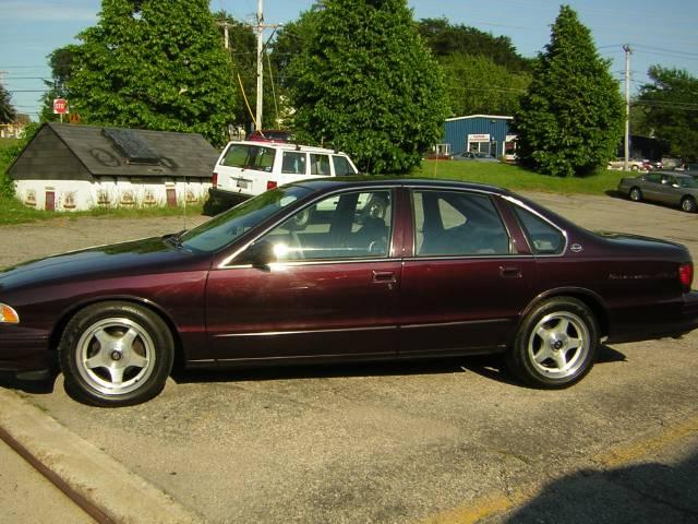 Image 20 of 1996 Chevrolet Impala…