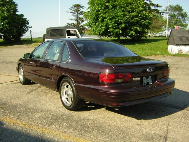 Image 21 of 1996 Chevrolet Impala…
