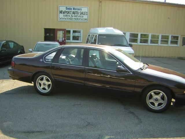 Image 24 of 1996 Chevrolet Impala…