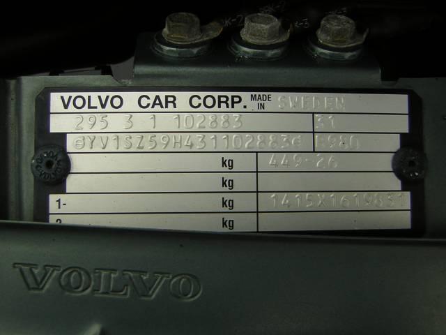 Image 36 of 2003 Volvo XC70 2.5T…