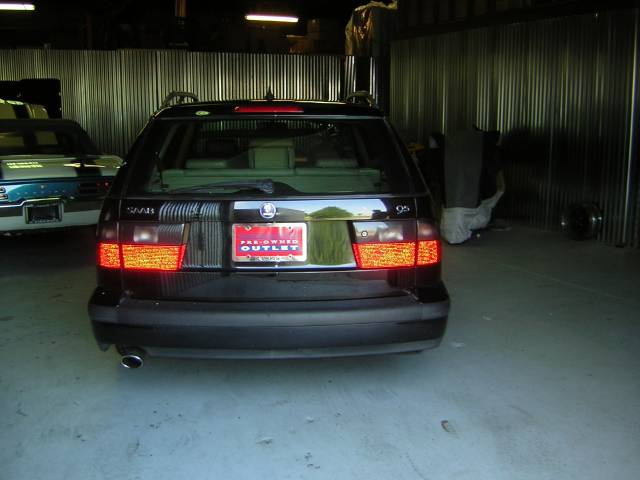 Image 3 of 2001 Saab 9-5 Base 4-Cylinder…